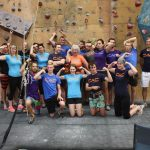 Climbers against Cancer - Canberra Indoor Rock Climbing Centre