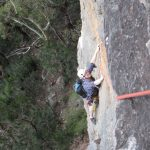Image of an Outdoor Climb, Our New Website - Canberra Indoor Rock Climbing